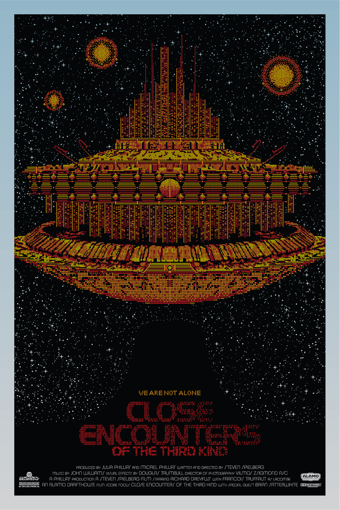 Close Encounters with the Third Kind (1977)