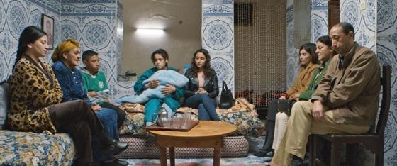 Maha ALEMI, Lubna AZABAL, Sarah PERLES, Faouzi BENSAÏDI, Nadia NIAZI, Rawia